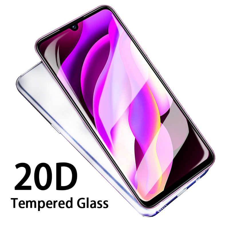 20D protective tempered glass on the for Samsung Galaxy A7 2018 A750F A10 A20 A30 A40 A50 A60 A70 A80 A90 2019 screen protector
