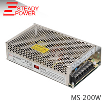 CE approved MS-200W AC Tto DC converter 5v 40a / 12v 16.5a / 24v 8.3a / 48v 4a smps power supply circuit