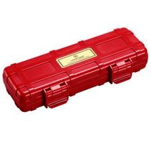 CIGARLOONG Portable Waterproof Travel Cigar Case Box 2 sticks cigar packets CL-082