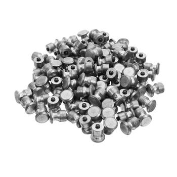 100pcs Car Tires Studs Screw Snow Spikes Wheel Tyres Snow Chains Studs For Shoes ATV Car Motorcycle Tires For Winter Wheel Lugs