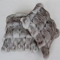 Real Fox Fur cushion Cover Pillowcase Decorative Pillows Fur Pillow Cover Capa De Almofada Almofadas Cojines Cushion Covers F