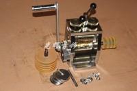 Jewelry Кольцо гибочная машина прокатки с ручным управлением ювелирных изделий оборудование