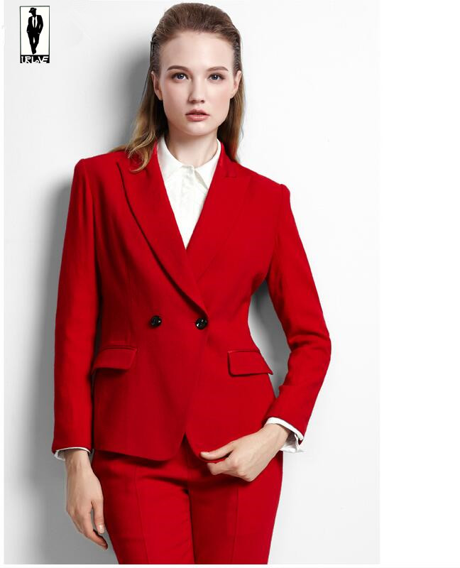 Popular Red Pant Suit-Buy Cheap Red Pant Suit Lots From China Red Pant Suit Suppliers On ...