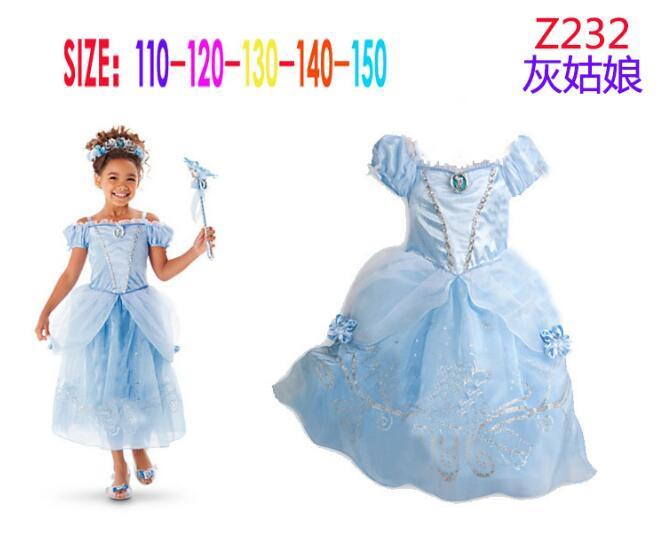 Online Get Cheap Cinderella Brand Girls Dresses -Aliexpress.com ...