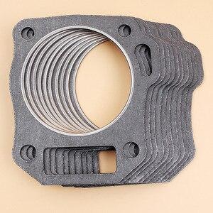 Image 2 - 10 pçs/lote Motor Do Cilindro Do Motor Junta Kit Fit HONDA GX160 GX200 168F 168FA 168FB 170F 5.5HP 6.5HP Peças do Gerador Da Gasolina
