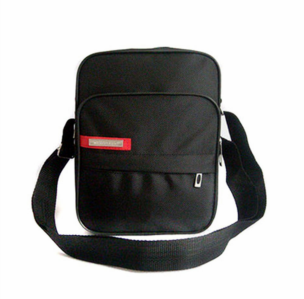TEXU Canvas Shoulder message Men Business Crossbody Bag small casual canvas satchel men sling bag