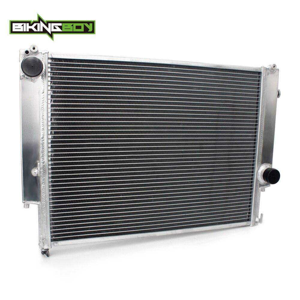 BIKINGBOY Aluminium Auto Motor Cooling Cooler Radiator Voor BMW E36 Manual transmisson 1992 1993 1994 1995 1996 1997 1998 1999
