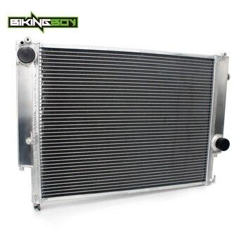 BIKINGBOY aluminium voiture moteur refroidissement refroidisseur radiateur pour BMW E36 manuel transmisson 1992 1993 1994 1995 1996 1997 1998 1999