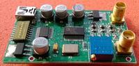 Mini signal source code switch & serial control generator AD9850 module