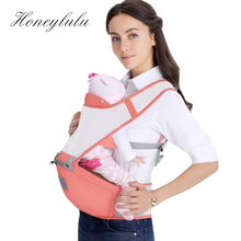 Honeylulu Breathable Summer Baby Carrier Waist Stool Sling For Newborns Kangaroo Ergoryukzak Backpack Hipsit