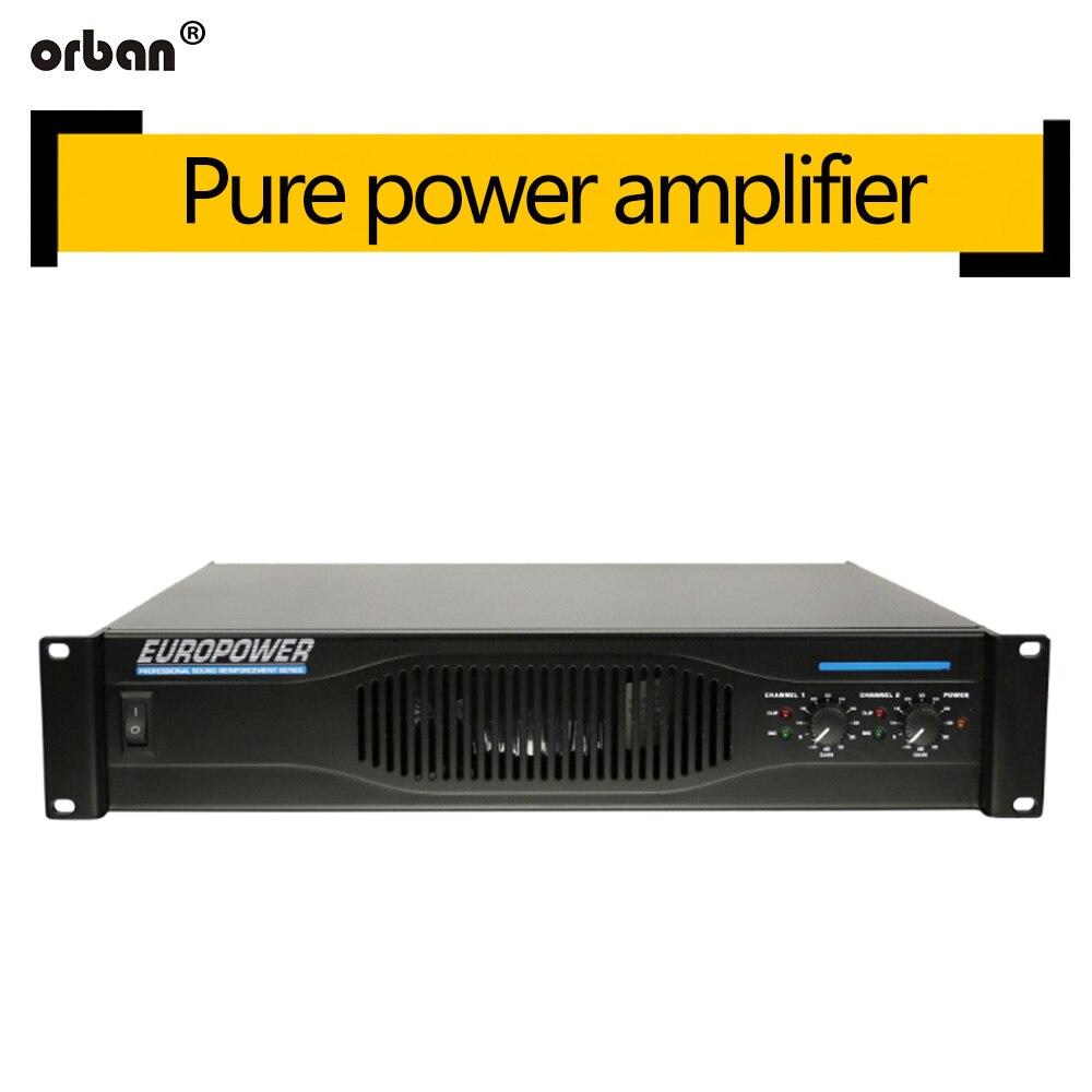 2U professional power verstärker EP3500 reine post-bühne 600W subwoofer power verstärker ktv bühne power verstärker