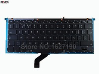 Po Portuguese Keyboard Laptop For APPLE Macbook A1425 BLACK With Backlit Board Repair Notebook Replacement Keyboards