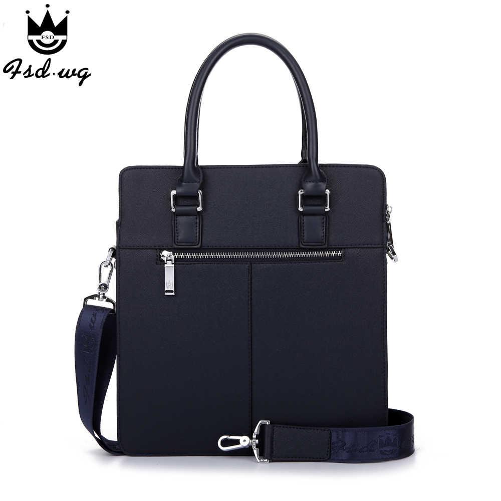 75003838e0c3 ... Новинка! Мужские сумки портфель деловая сумка-мессенджер Стереотип  искусственная кожа мужская сумка сумки мужские ...