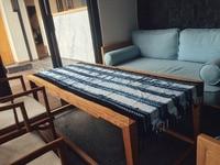 Japanese Shibori Tie Dye Beautiful Adornment Arts Handmade Kanoko Table Cloth Scarf Many Uses Wholesale