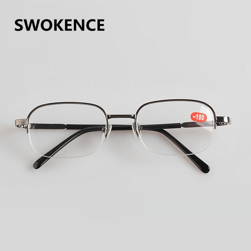 Image 3 -  11  12  13  14  15  16 17  18  19  20 Men Women Ultra High Diopter Finished Myopia Glasses Nearsighted Eyewear End Product F155-in Men's Eyewear Frames from Apparel Accessories