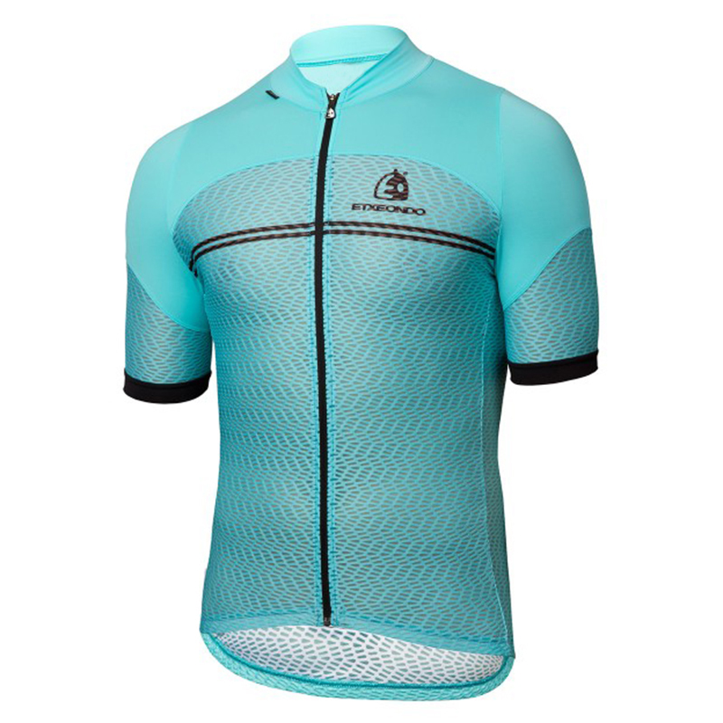 Pro Team Etxeondo 2019 Summer Cycling Jersey Shirts Maillot Ciclismo for Men