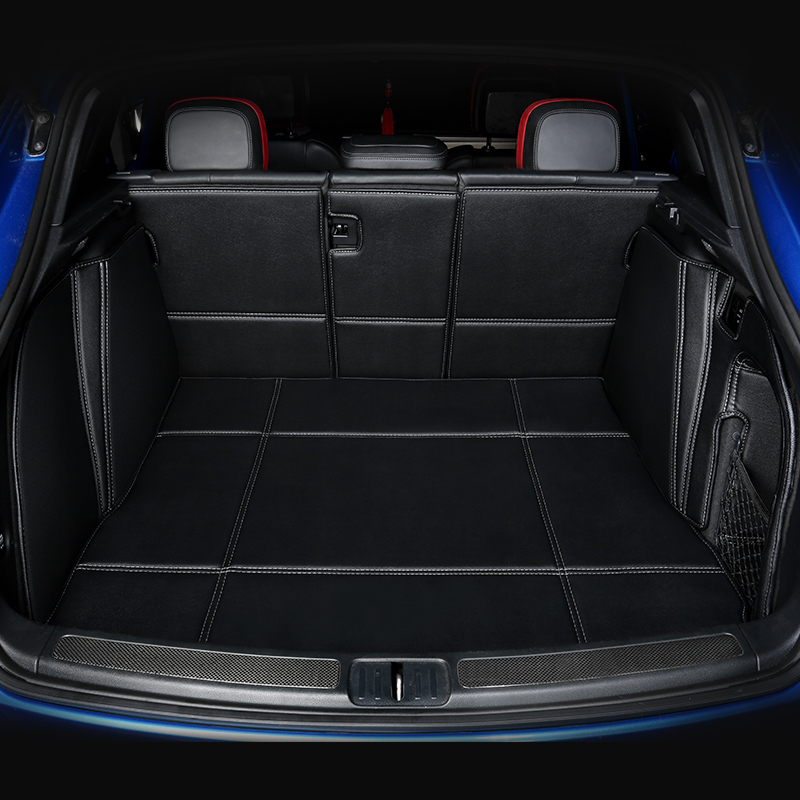 3D Full Covered No Odor Waterproof Carpets Durable Special Car trunk Mats For SKODA Most Models OCTOVIA YETI SUPERB Kodiaq