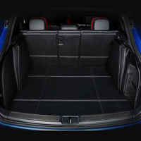 3D Full Covered No Odor Waterproof Carpets Durable Special Car Trunk Mats For Cadillac CT6 XTS
