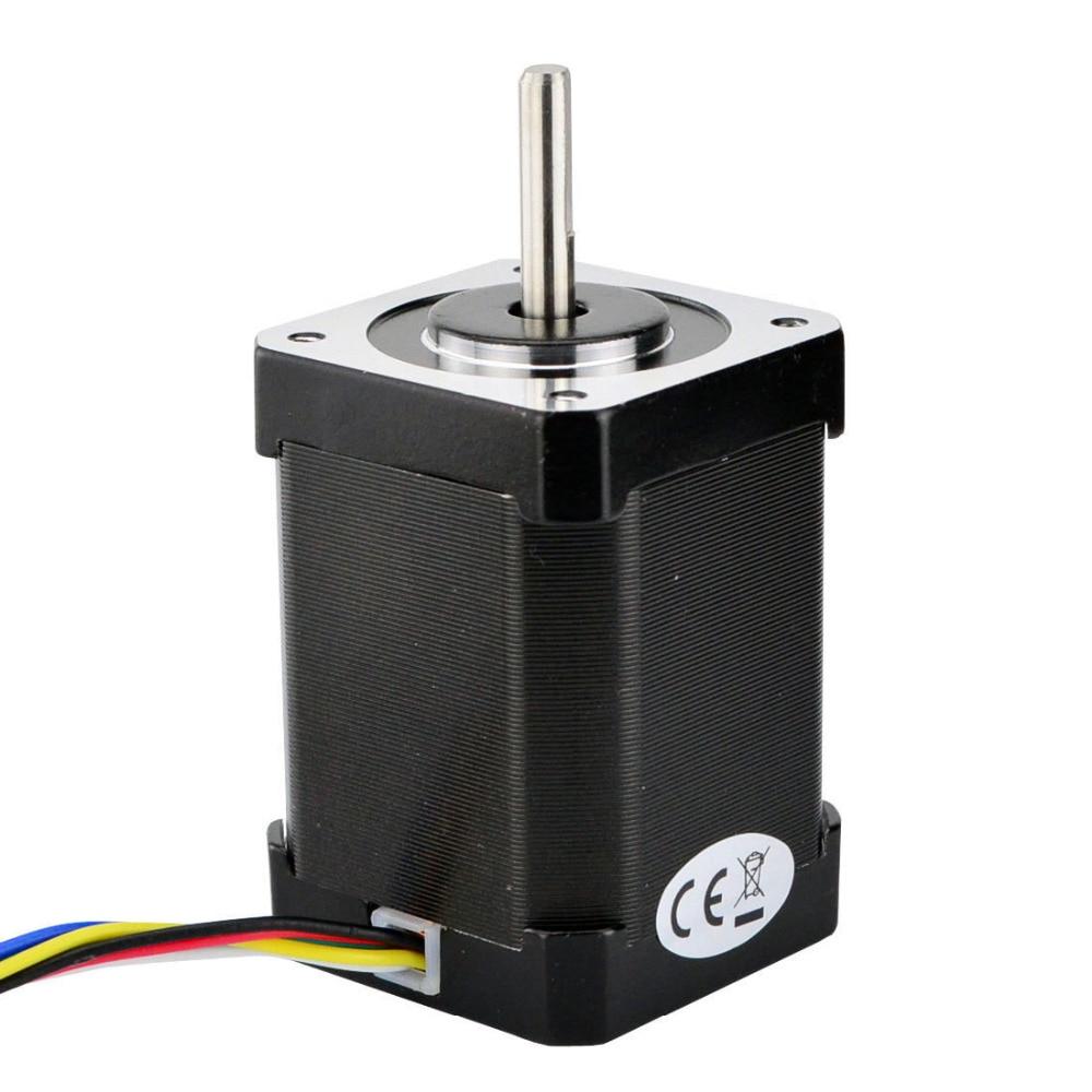 unipolar nema 17 stepper motor 6 lead 65ncm 92oz in 1 2a 60mm nema17 step motor for 3d printer cnc milling machine in stepper motor from home improvement  [ 1000 x 1000 Pixel ]