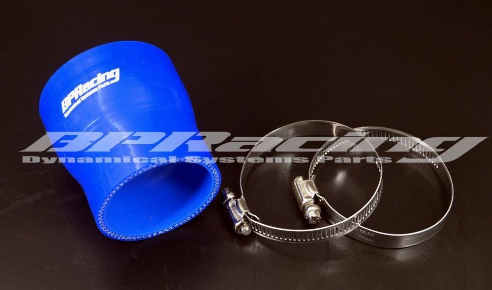 Tuyau dadmission dair droit en Silicone | 19mm à 32mm, tuyau de réduction/0.75 pouce à 1.26 pouces, tuyau + pince