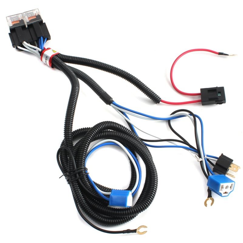 US $10.29 38% OFF|High Quality H4 Relay Harness Wire Ceramic Controller on