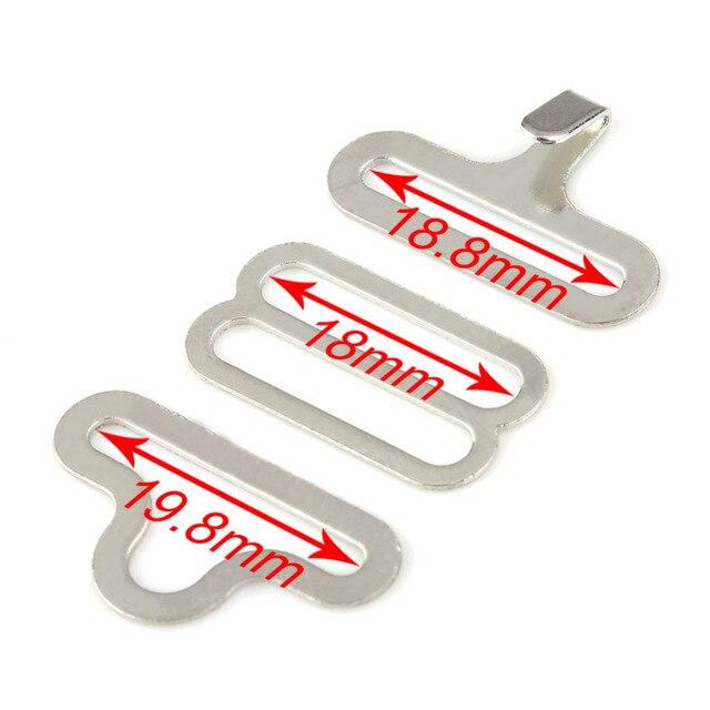 NEW 150pcs/50pcs Bow Tie Clip Hardware Cravat Clips Hook Fastener For Necktie Strap