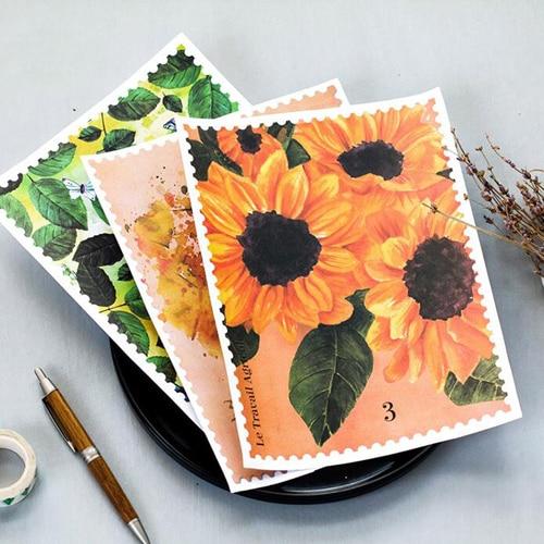 1 компл./лот творческие бумагу марки дизайн