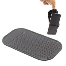 1 шт. Мощный Силикагель магический Липкий Коврик Для Мобильного Телефона Противоскользящий нескользящий коврик для мобильного телефона PDA mp3 mp4 автомобильные аксессуары
