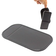 1 UNIDS Potente Gel de silicona del Cojín Pegajoso Mágico del Teléfono Móvil Antideslizante Alfombrilla antideslizante para el Teléfono Celular Móvil PDA mp3 mp4 Accesorios para Auto