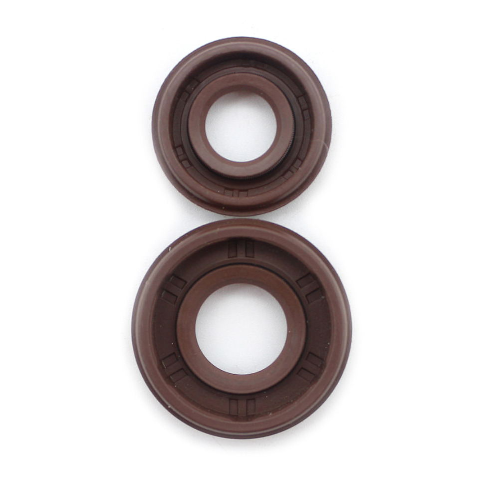 US $7 88 12% OFF|1 PAIR FRONT & BACK CRANKSHAFT OIL SEAL FOR HONDA GX25  GX25N MINI 4 CYCLE TRIMMER BRUSHCUTTER BLOWER SPRAYER CRANK SHAFT PARTS-in