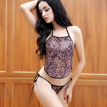 Chinese style Sexy Lingerie Hot Costumes Casual Solid Fashion lace embroidery Babydolls for Women