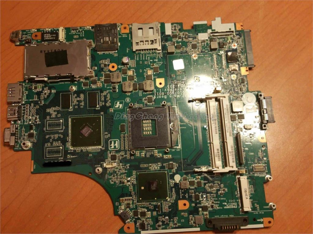 MBX 235 laptop Motherboard For Sony M932 MBX-235 1P-0107J00-8011 A1796397B for intel cpu with non-integrated graphics card