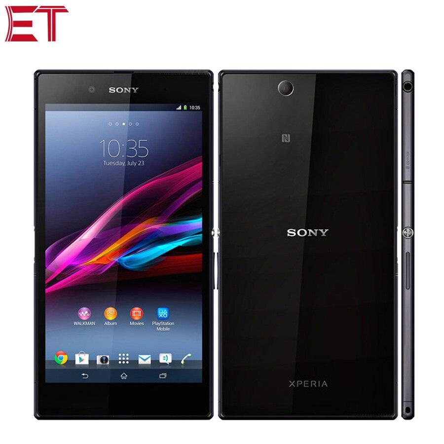 Original Sony Xperia Z Ultra C6802 3G Mobile Phone 6.4