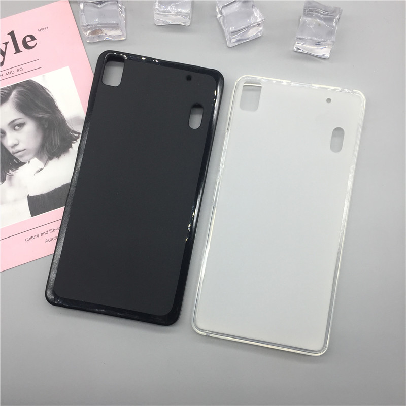 For Lenovo K3 Note K50 K50-t5 K50a40 A7000 A7000-A Case Soft Silicone TPU Shockproof <font><b>Black</b></font> Mobile <font><b>Phone</b></font> Bags <font><b>pop</b></font> Cases Cover image