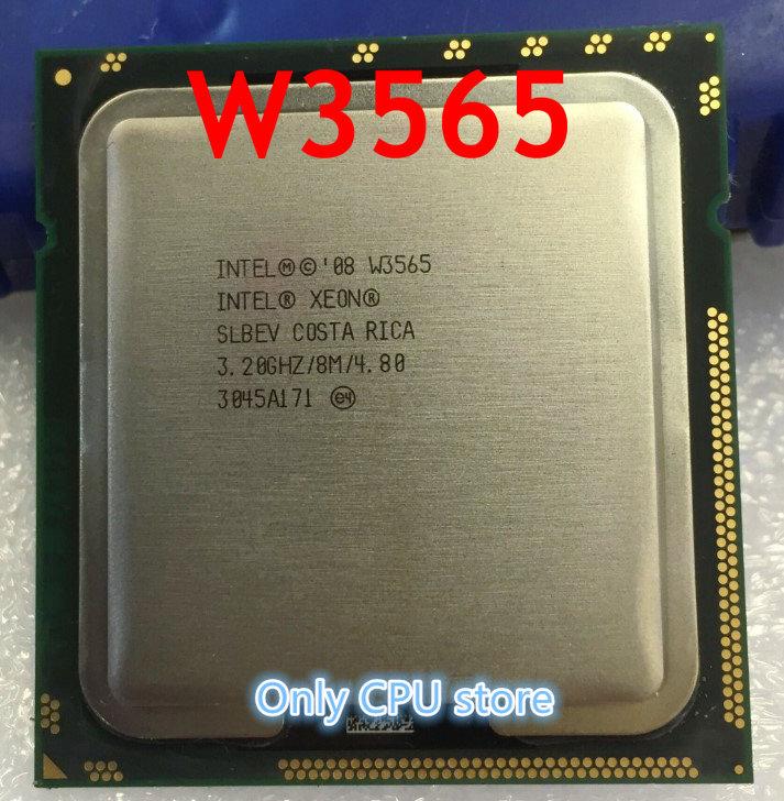 Lot of 5 Intel Xeon W3565 SLBEV