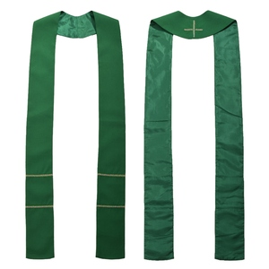 Image 5 - Clergy Stole Orthodox Adult Church Christian Pope Minister Priest Costumes
