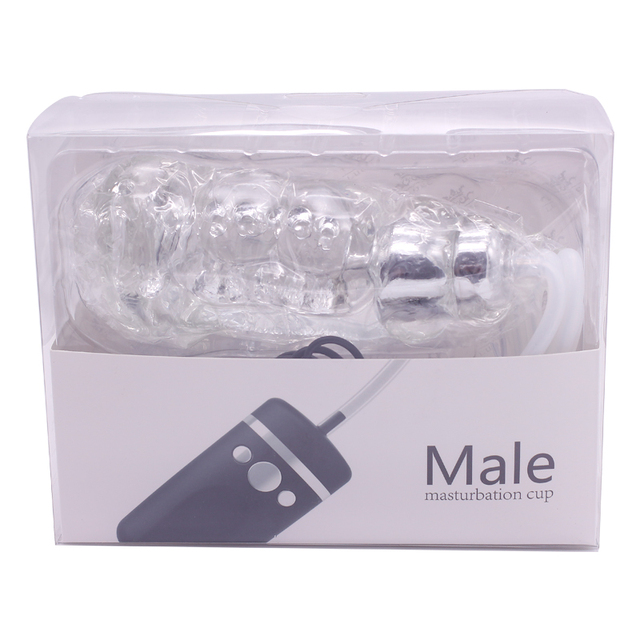 10 Speed Sucking Masturbation Cup For Men