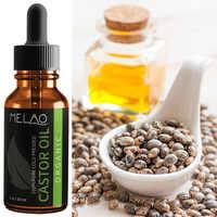 Hair growth Essential Oil Natural Castor Oil Calm Prevent Skin Aging Castor Organic Eyelash Enhancer Eyelash Growth Serum