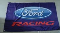 Ford Автомобильный флаг Бесплатная доставка, размер 90X150 см, 100% полиэстер, флаг король, цифровая печать