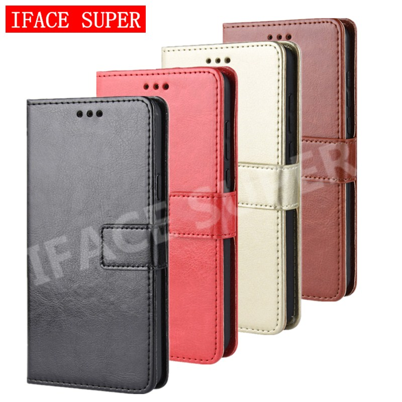 Huawei Y7 Prime 2018 Case Huawei Y7 2018 Wallet Style PU Leather Phone Case For Huawei Y7 Pro 2018 Y72018 Case Flip Cover