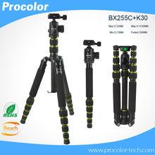 Lightweight Portable Carbon Fiber Tripod Professional Tripod Monopod For SLR Camera flexible Tripod Ball Head