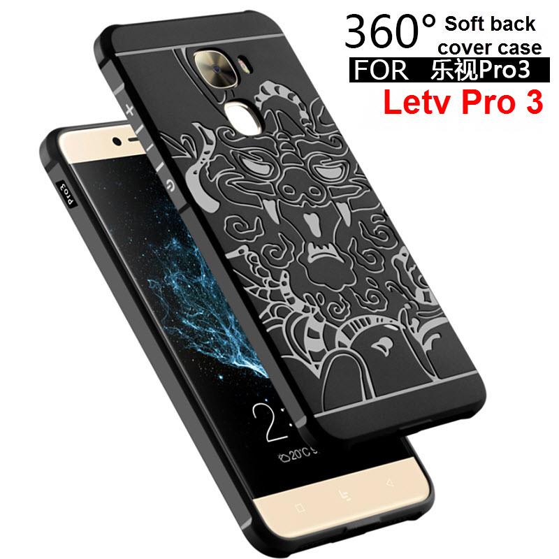 For Letv LeEco Le 2 2pro X620 Pro 3 AI Dual case,super slim and UNBreak TPU soft shell protective back cover case for Le Por3