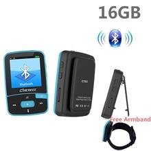 บลูทูธMP4 16GBคลิปสปอร์ตLossless Audio PlayerวิทยุFMและBookmark,สูงสุด64GB