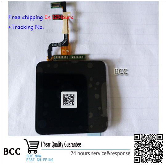 100% Tested Original Full Replacement For iPod Nano 6th LCD Display Digitizer Assembly+Track
