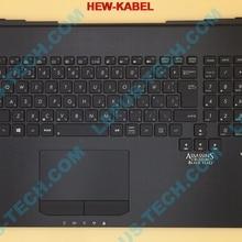JP клавиатура для ноутбука ASUS G750 G750JH G750JM G750JS G750JW G750JX G750JZ с подсветкой Топ чехол и Упор для рук с японской раскладкой