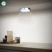 2.5W 12V Dimmable Cabinet Light Home Led Under Cabinet Lighting 12SMD 2835 Energy Saving Lights kitchen Lamp Showcase Light недорого