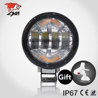 Super Bright LYC For BMW Mini Projector Lights Bmw Angel Eyes Marker Car Led Daytime Running