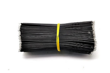 100pcs/Lot Tin-Plated Breadboard Jumper Cable Wire