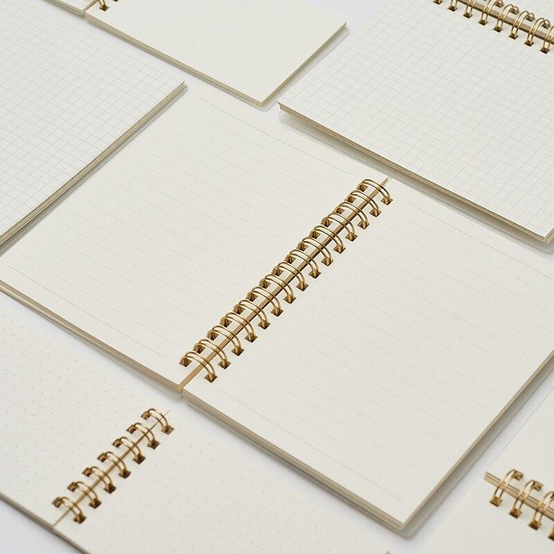 A4 A5 A6 B5Bullet Journal Notebook Drawing Planner Agenda Book Time Management School Supplies