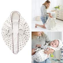 Baby Sleeping Bag Envelope Kids Sleepsack Footmuff For Stroller Knitted Sleep Sack Newborn Swaddle Emergency Sleeping Bag newest baby sleeping bag sleep sack foot muff for baby stroller carseat and carry cot in autumn